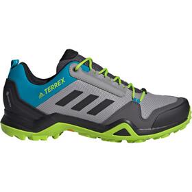 adidas TERREX AX3 Gore-Tex Hiking Shoes Waterproof Men, light granite